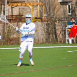 lacrosse player standing