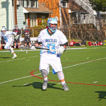 lacrosse player Immaculata
